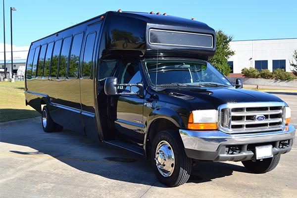 15 Person Party Bus Denver
