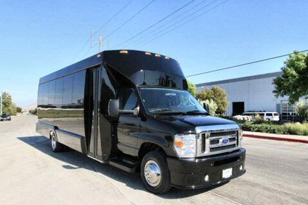 20 Person Party Bus Denver