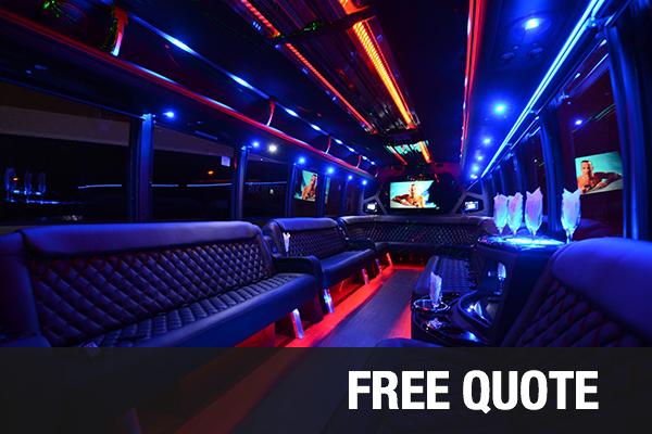 Party Buses For Rental Denver