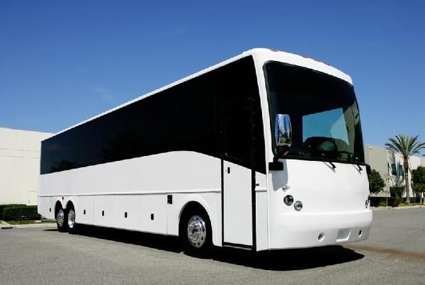 Denver 50 Passenger Charter Bus